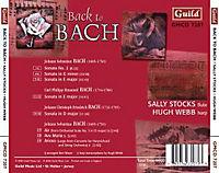 Back To Bach - Produktdetailbild 1