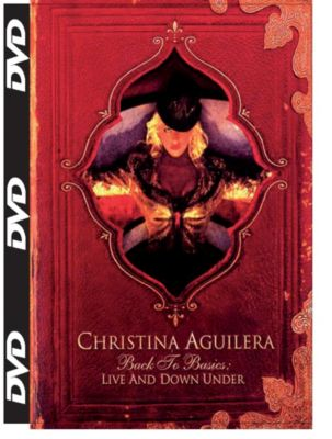 Back To Basics: Live And Down Under, Christina Aguilera