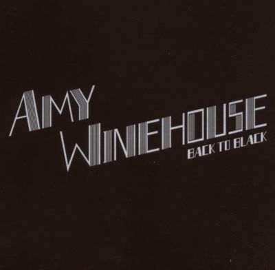Back To Black, Amy Winehouse