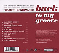 Back To My Groove - Produktdetailbild 1