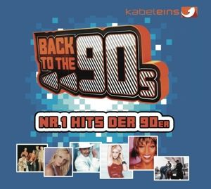 Back To The 90s (60 Nr.1 Hits der 90er), Various