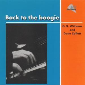 Back To The Boogie, Diverse Interpreten