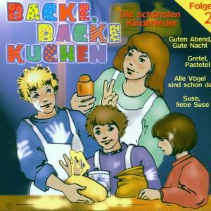 Backe,Backe Kuchen-Folge 2, Diverse Interpreten