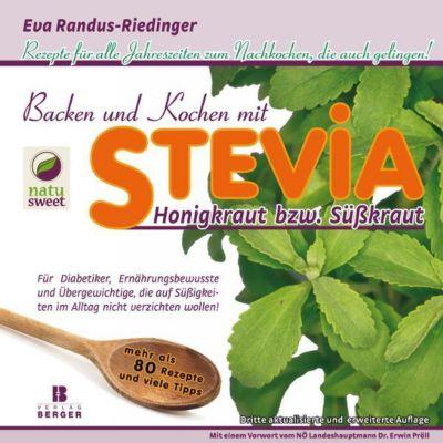 backen und kochen mit stevia buch portofrei bei. Black Bedroom Furniture Sets. Home Design Ideas