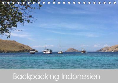 Backpacking Indonesien (Tischkalender 2019 DIN A5 quer), Christine Volpert