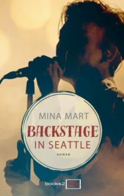 Backstage in Seattle, Mina Mart