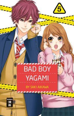 Bad Boy Yagami, Saki Aikawa