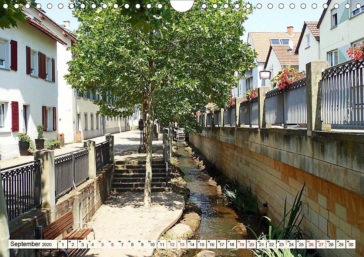 Bad Durkheim Ein Stadtspaziergang Wandkalender 2020 Din A4 Quer