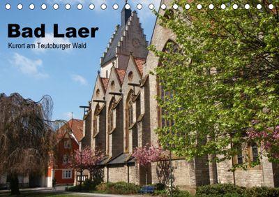Bad Laer, Kurort am Teutoburger Wald (Tischkalender 2019 DIN A5 quer), Martin Peitz