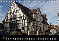 Bad Laer, Kurort am Teutoburger Wald (Tischkalender 2019 DIN A5 quer) - Produktdetailbild 1