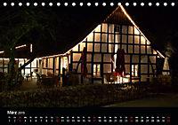 Bad Laer, Kurort am Teutoburger Wald (Tischkalender 2019 DIN A5 quer) - Produktdetailbild 3