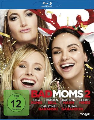Bad Moms 2, Diverse Interpreten