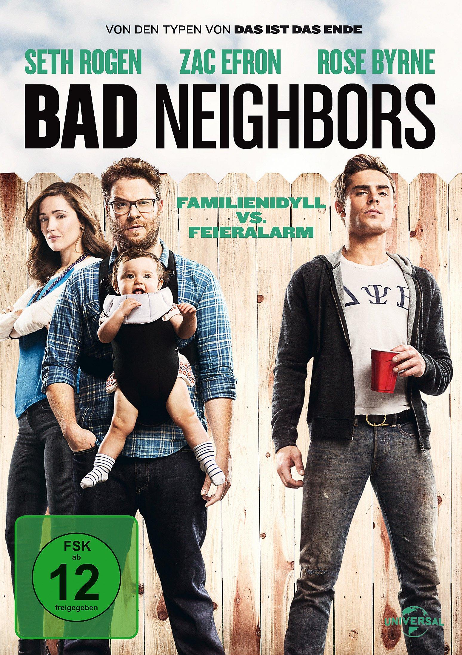 Bad Neighbors DVD jetzt bei Weltbild.ch online bestellen