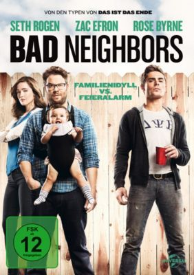 Bad Neighbors, Zac Efron,Rose Byrne Seth Rogen
