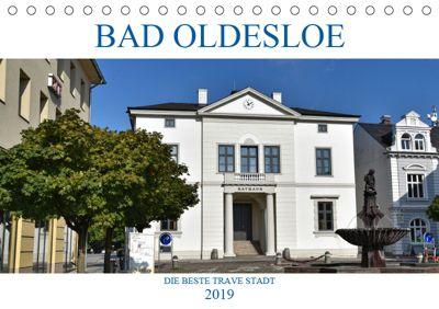Bad Oldesloe 2019 (Tischkalender 2019 DIN A5 quer), Markus Rein