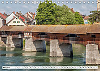 Bad Säckingen - Städtle am Hochrhein (Tischkalender 2019 DIN A5 quer) - Produktdetailbild 3