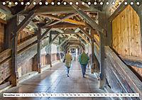 Bad Säckingen - Städtle am Hochrhein (Tischkalender 2019 DIN A5 quer) - Produktdetailbild 11