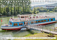 Bad Säckingen - Städtle am Hochrhein (Tischkalender 2019 DIN A5 quer) - Produktdetailbild 8