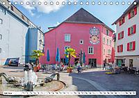 Bad Säckingen - Städtle am Hochrhein (Tischkalender 2019 DIN A5 quer) - Produktdetailbild 7