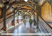Bad Säckingen - Städtle am Hochrhein (Wandkalender 2019 DIN A4 quer) - Produktdetailbild 11