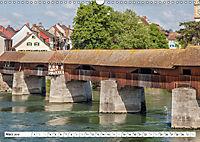 Bad Säckingen - Städtle am Hochrhein (Wandkalender 2019 DIN A3 quer) - Produktdetailbild 3