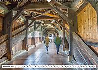 Bad Säckingen - Städtle am Hochrhein (Wandkalender 2019 DIN A3 quer) - Produktdetailbild 11
