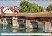 Bad Säckingen - Städtle am Hochrhein (Wandkalender 2019 DIN A2 quer) - Produktdetailbild 3