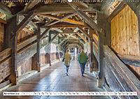 Bad Säckingen - Städtle am Hochrhein (Wandkalender 2019 DIN A2 quer) - Produktdetailbild 11