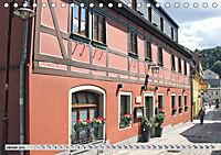 Bad Schandau - Sächsische Impressionen (Tischkalender 2019 DIN A5 quer) - Produktdetailbild 1