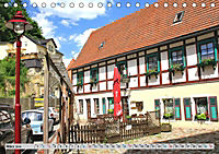 Bad Schandau - Sächsische Impressionen (Tischkalender 2019 DIN A5 quer) - Produktdetailbild 3