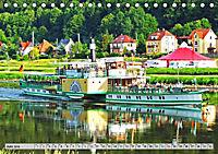Bad Schandau - Sächsische Impressionen (Tischkalender 2019 DIN A5 quer) - Produktdetailbild 6