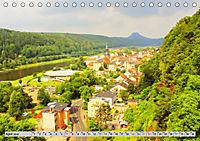 Bad Schandau - Sächsische Impressionen (Tischkalender 2019 DIN A5 quer) - Produktdetailbild 4