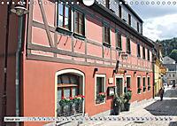 Bad Schandau - Sächsische Impressionen (Wandkalender 2019 DIN A4 quer) - Produktdetailbild 1