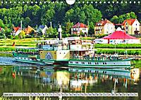 Bad Schandau - Sächsische Impressionen (Wandkalender 2019 DIN A4 quer) - Produktdetailbild 6