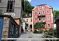 Bad Schandau - Sächsische Impressionen (Wandkalender 2019 DIN A4 quer) - Produktdetailbild 12