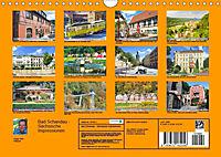 Bad Schandau - Sächsische Impressionen (Wandkalender 2019 DIN A4 quer) - Produktdetailbild 13