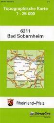 Bad Sobernheim 1 : 25 000