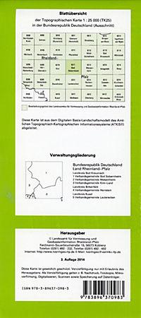 Bad Sobernheim 1 : 25 000 - Produktdetailbild 1