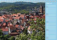 BAD WILDUNGEN - Impressionen von der Bäderstadt (Tischkalender 2019 DIN A5 quer) - Produktdetailbild 3