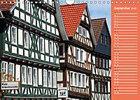 BAD WILDUNGEN - Impressionen von der Bäderstadt (Wandkalender 2019 DIN A4 quer) - Produktdetailbild 9