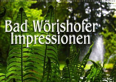 Bad Wörishofer Impressionen (Wandkalender 2019 DIN A2 quer), N N