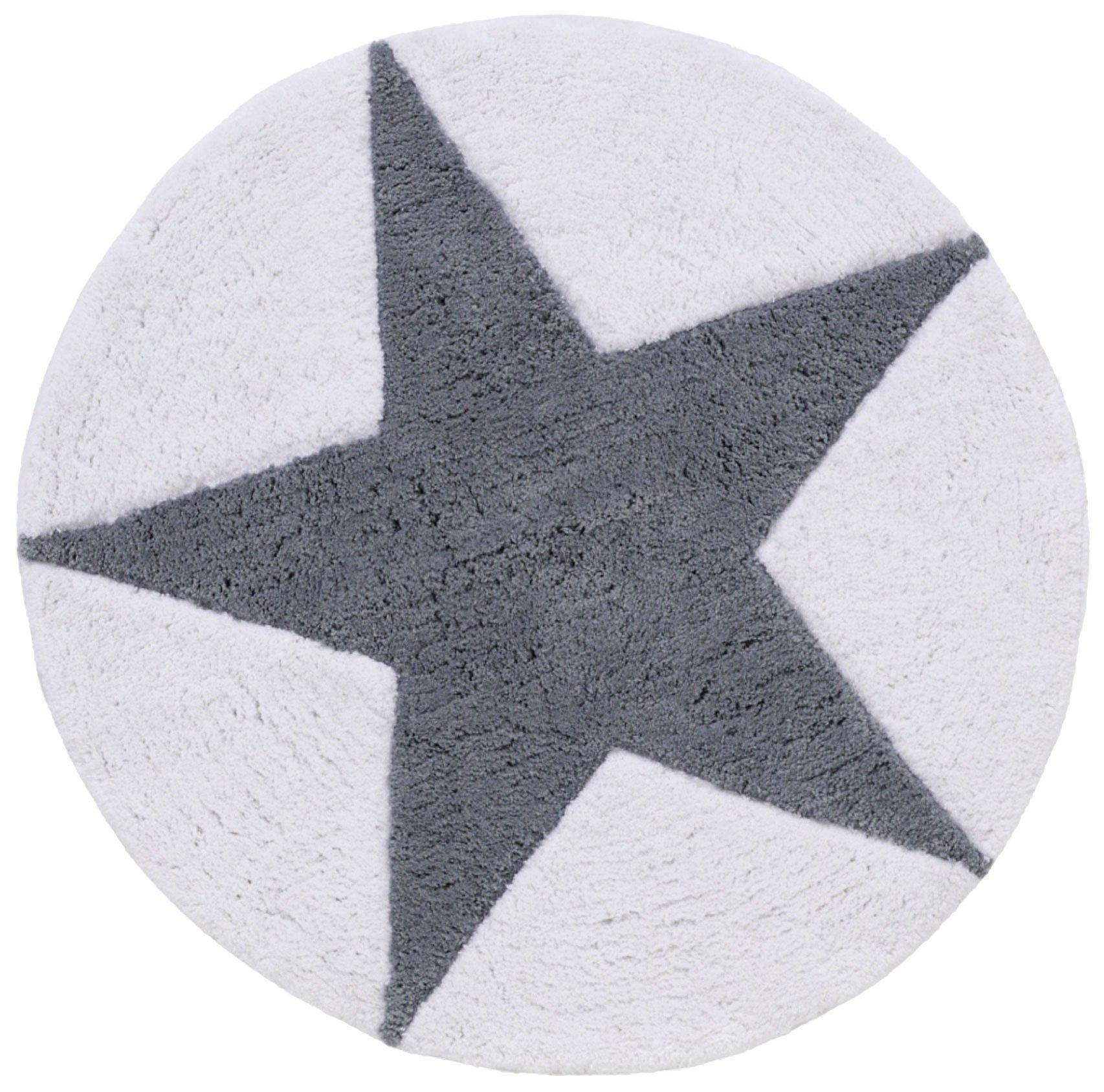 Badematte Stern 100 Farbe Grau Jetzt Bei Weltbildde Bestellen