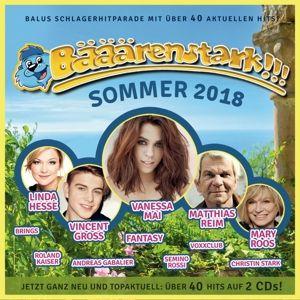 Bääärenstark!!! Sommer 2018 (2 CDs), Various
