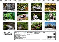 Bäche, Flüsse, Wasserfälle - Eine Schwarzwaldreise (Wandkalender 2019 DIN A3 quer) - Produktdetailbild 13