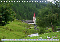 Bäche und Seen in Alpen und Dolomiten (Tischkalender 2019 DIN A5 quer) - Produktdetailbild 8