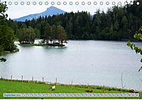 Bäche und Seen in Alpen und Dolomiten (Tischkalender 2019 DIN A5 quer) - Produktdetailbild 9
