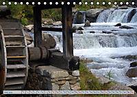 Bäche und Seen in Alpen und Dolomiten (Tischkalender 2019 DIN A5 quer) - Produktdetailbild 6