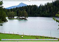 Bäche und Seen in Alpen und Dolomiten (Wandkalender 2019 DIN A3 quer) - Produktdetailbild 9