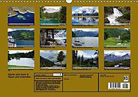 Bäche und Seen in Alpen und Dolomiten (Wandkalender 2019 DIN A3 quer) - Produktdetailbild 13