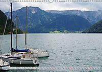 Bäche und Seen in Alpen und Dolomiten (Wandkalender 2019 DIN A3 quer) - Produktdetailbild 7